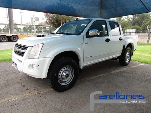 chevrolet d-max 2.5 4wd dsl dab abs 2014 fyhg82