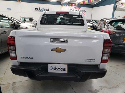 chevrolet d-max 2.5 diesel 4x4  d/c fe 2019 emp702