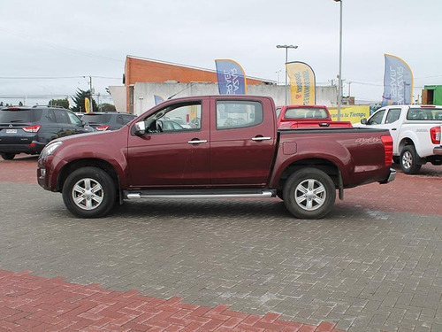 chevrolet d-max  d max ii 4wd 2.5 at 2015