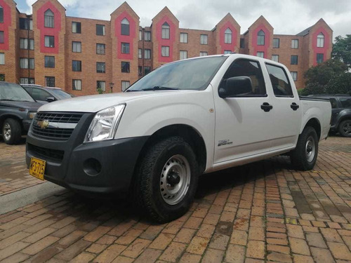 chevrolet d-max doble cabina 4x2 3000 cc turbo diesel