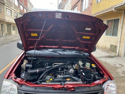 chevrolet d-max furgon modelo 2007