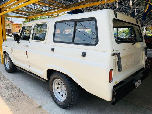 chevrolet d10 4.0 custom s cd 8v diesel 4p manual