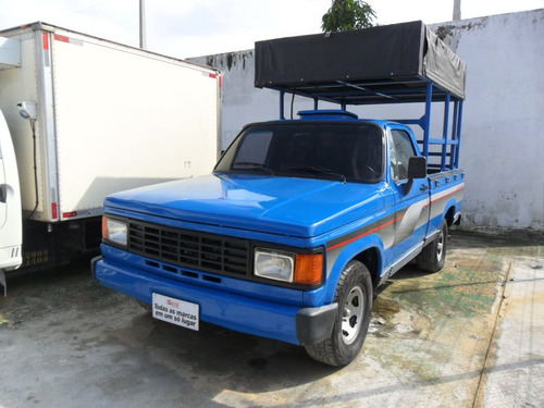 chevrolet d20 4.0 cs 8v diesel 2p manual