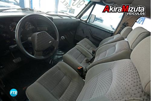 chevrolet d20 4.0 custom de luxe cd 8v diesel 4p manual