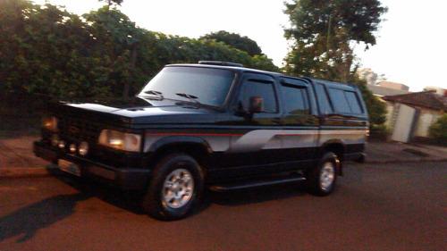 chevrolet d20 cabine dupla 1992