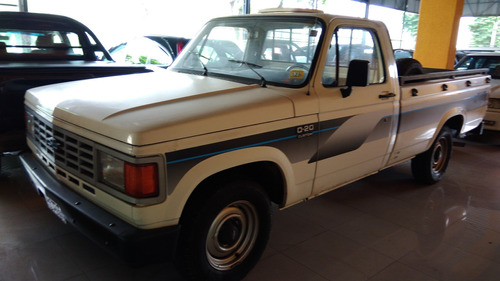 chevrolet d20 custom 1991 4.0 diesel