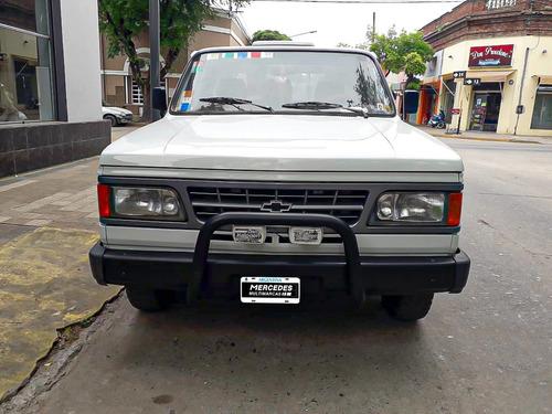 chevrolet d20 custom s 4.0 diesel 1995 cabina simple
