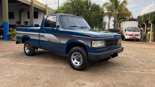 chevrolet d20 custom s diesel 1995 c/ ar condicionado