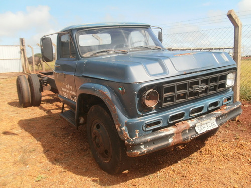chevrolet d60 ano 81 toco