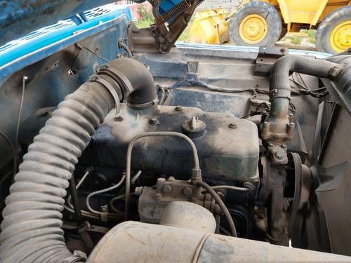 chevrolet d60 com motor mercedes