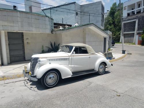 chevrolet de luxe convertible