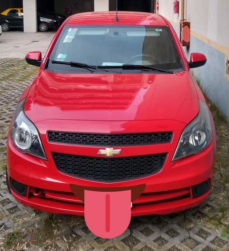 chevrolet-dm-agile 5p lt spirit 1.4- 17-sedan- 5 puertas