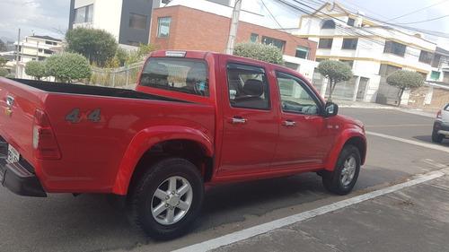 chevrolet dmax 2012 4x4 diesel full extras nueva