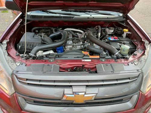 chevrolet dmax 2018 doble cabina diesel