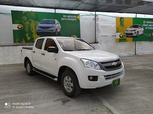 chevrolet dmax 2.5 diesel 4x4 dc