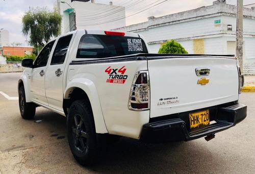 chevrolet dmax 4x4 diesel 3.0