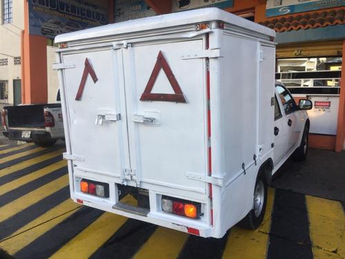 chevrolet  dmax diesel furgon