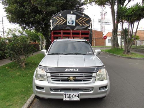 chevrolet dmax estacas 2.5 diesel mecánica