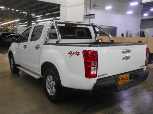 chevrolet dmax full db 4x4 diesel 2.5  m/t
