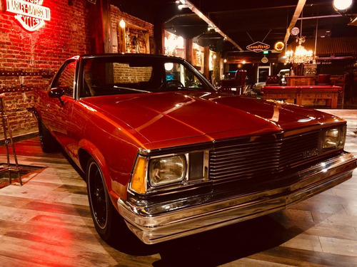 chevrolet el camino año 1980 pick up pro seven!!