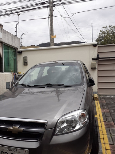 chevrolet  emition1.6 sedan