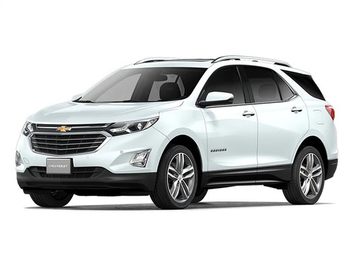 chevrolet equinox 1.5 4x2 2020 0km blanco financiado #7