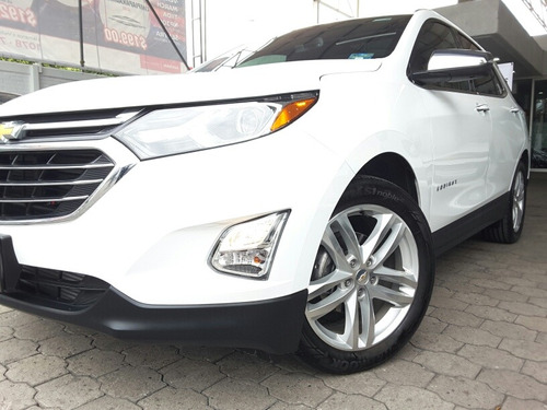 chevrolet equinox 1.5 premier plus at 2018