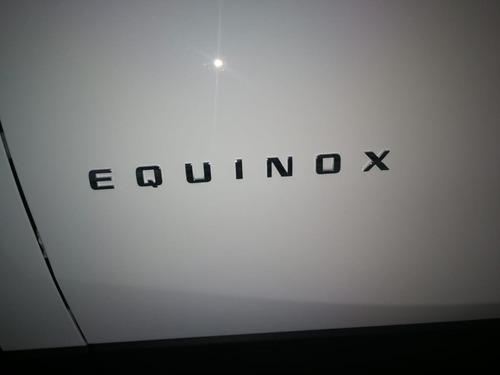 chevrolet equinox  1.5 turbo premier 0km gp
