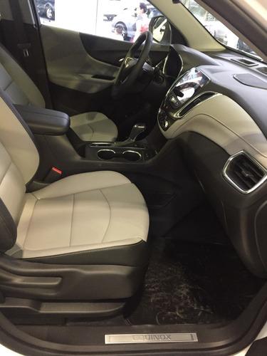 chevrolet equinox 1.5 turbo premier awd 4x4 automatica 0km37