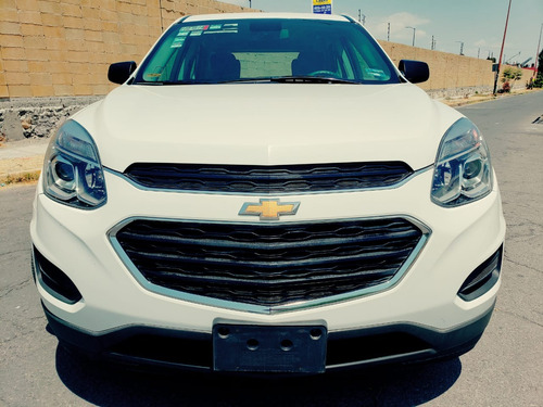 chevrolet equinox 2.4 ls 2017 at