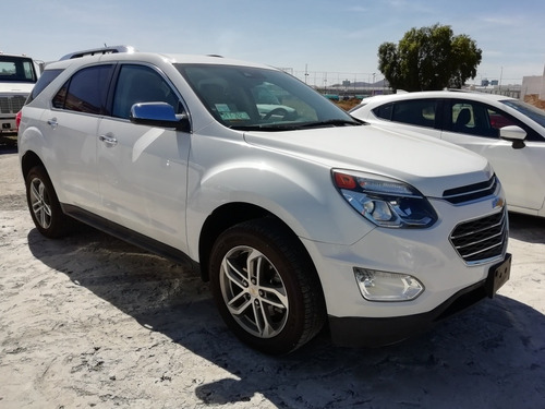chevrolet equinox 2.4 ltz at 2017