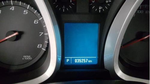 chevrolet equinox  5p ltz l4/2.4 aut