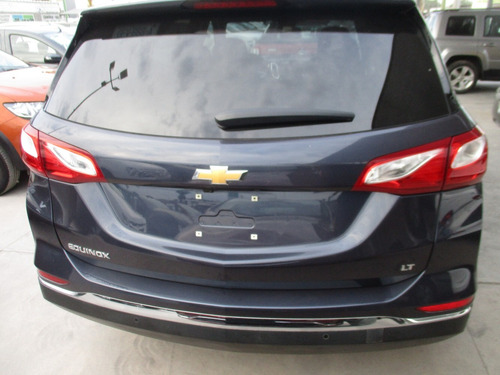 chevrolet equinox lt, aut, 4 vel, turbo, color azul, 2018