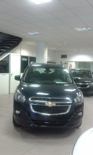 chevrolet espectacular spin ltz mt patentada em......