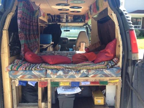 chevrolet express 1500 6.0 camper van