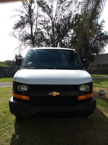 chevrolet express 6.0cargo van ls at