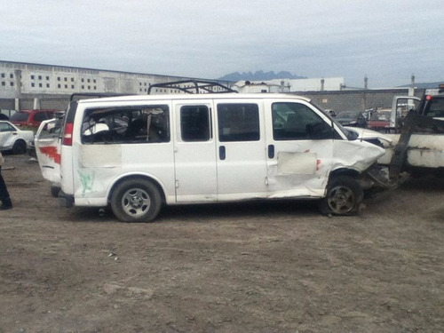 chevrolet express van 2005 autopartes originales
