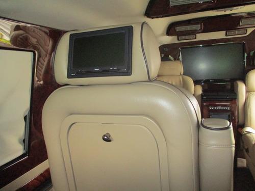 chevrolet express van larga 2012 versión presidencial limo