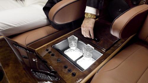 chevrolet express van larga grand magnate limo de bello van
