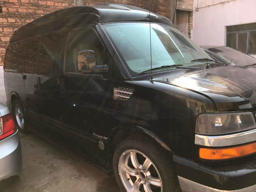 chevrolet express wagon g1500