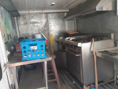 chevrolet food truck vanette