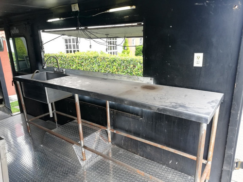 chevrolet foodtruck vanette
