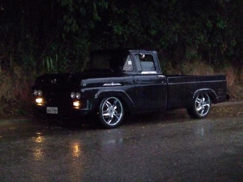 chevrolet ford f100 e camaro