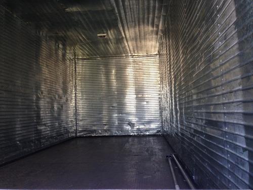 chevrolet ftr 1524 2018 carga general  credito recibo