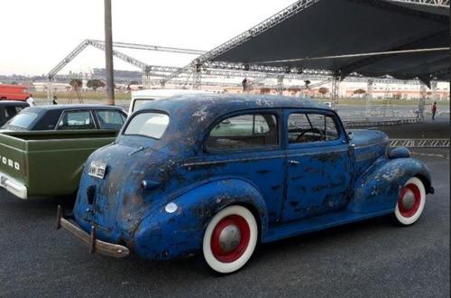 chevrolet/ gm 1939rmaster sedan troca por antigos r$ 60 000