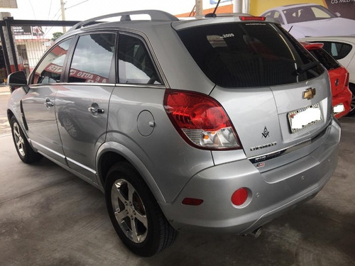 chevrolet gm captiva sport awd 3.6 prata 2009