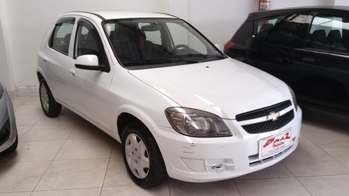 chevrolet gm celta lt 1.0 branco 2012