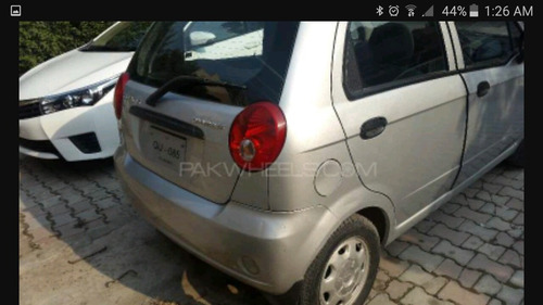 chevrolet / gm spark ls 2010