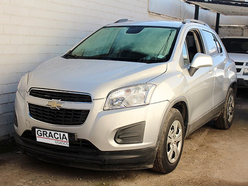 chevrolet / gm tracker ls 1.8 mt 2013