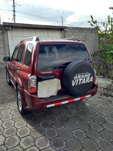 chevrolet gran vitara , motor 2.0 año 2015, 5 puertas